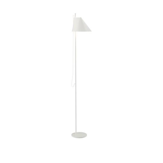 Stockholms Ljusbutik Louis Poulsen Yuh Golvlampa Vit Led 2700 Belysning och Lampor för Hem