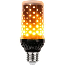 Star Trading Flame Lamp Led E27 6,2W 1800K Ej Dim