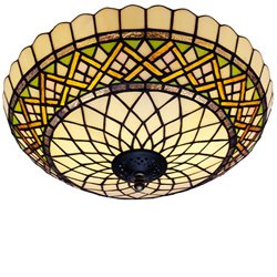 Nostalgia Design Retro P14-40 Plafond Tiffany