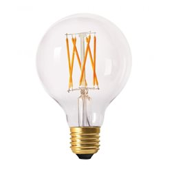 Pr Home Globlampa Led Elect Filament 80Mm 4W 2300K